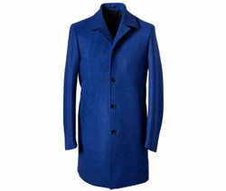 Coat - Art. Blue Stelvio