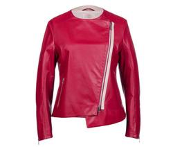 Leather Jacket - Art. 121942