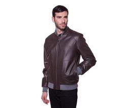 Leather Jacket - Art. 232086