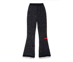 High-Waisted Trousers - Art. FW20WPTr002