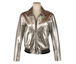 Leather Jacket - Art. Argento
