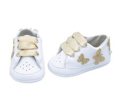 Girl Ceremony Shoes - Art. Butterfly