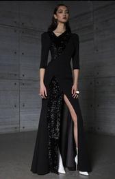 Dress - Art. Avaro Figlio Black