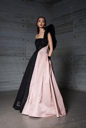 Dress - Art. Avaro Figlio Black&Rose