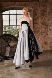 Dress - Art. Avaro Figlio Grey