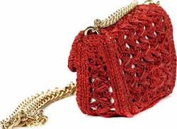 Clutch - Art. Mia (Red)