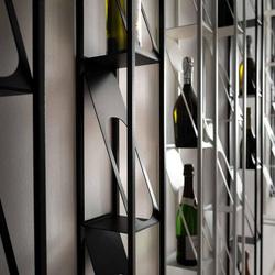 Wine Display - Art. Slot Verticale