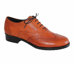 Brown Laced Shoes - Art 2243