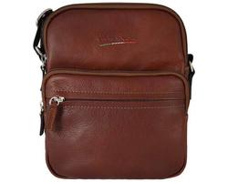 Art. Leather Crossbody Bag