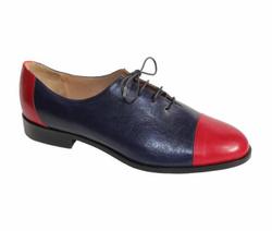 Blue Laced Shoes - Art. 2328