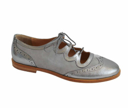 Silver Laced Shoes - Art. 2333