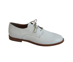 White Laced Shoes - Art. 2369