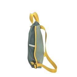 Tote Backpack - Art. Flat Urban Pack (Grey - Yellow)