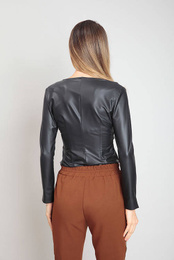 Art. Simil-leather Body
