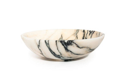 Bowl in Paonazzo Marble - Art. MOBJ165