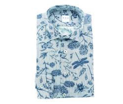 Shirt - Art. Dragonfly patterned shirt
