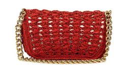 Clutch - Art. Alma (Red)
