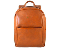 Art. Leather Small Backpack