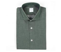 Shirt - Art. Green Twill Shirt