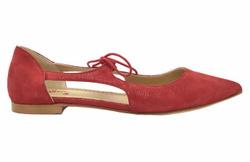 Red Sandals Shoes - Art. Mara