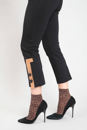 Art. Trousers with Edge on Bottom