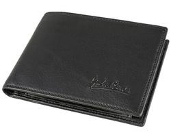 Art. Men Wallet in Soft Leather
