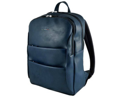 Art. Leather PC Backpack