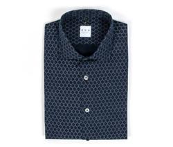 Shirt - Art. Flanellette Blue