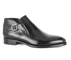 Black Derby Shoes - Art. 8226