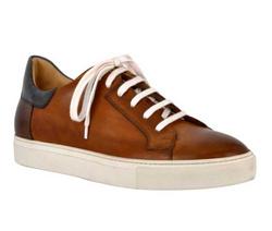 Brown Sneakers Shoes - Art. 8352