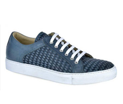 Light Blue Sneakers Shoes - Art. 8359