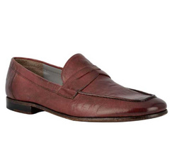 Brown Loafers Shoes - Art. 8746