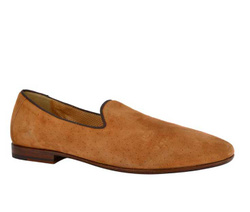Brown Loafers Shoes - Art. 8756