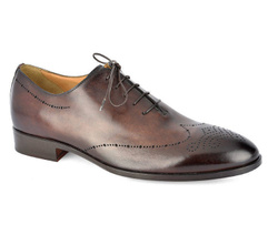 Brown Oxford Shoes - Art. 8795