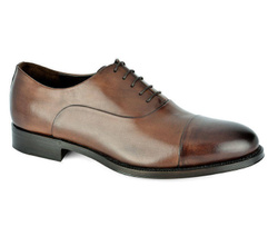Brown Oxford Shoes - Art. 8806