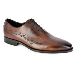Brown Oxford Shoes - Art. 8812