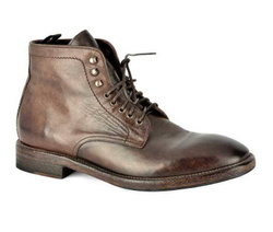Dark Brown Boots Shoes - Art. 8834