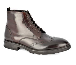 Dark Brown Boots Shoes - Art. 8841