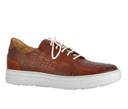 Brown Sneakers Shoes - Art. 8849