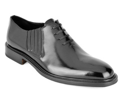 Black Oxford Shoes - Art. 8866