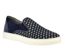 Blue Sneakers Shoes - Art. 8940