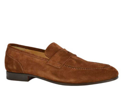 Brown Loafers Shoes - Art. 8954