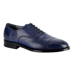 Blue Oxford Shoes - Art. 9127