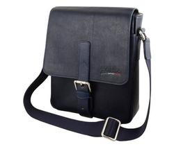 Art. Leather Flap Shoulder Bag