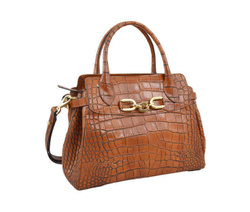 Lady Satchel in Cocco Kroma