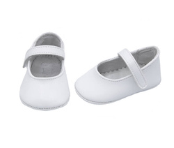 Girl Ceremony Shoes - Art. Silver