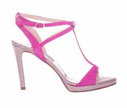 Pink Decollete Shoes - Art. 4233
