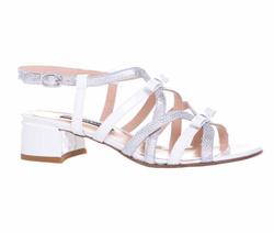 Silver Decollette Shoes - Art. 4535