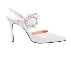 White Decollete Shoes - Art. 4569