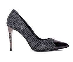 Black Decollete Shoes - Art.4445